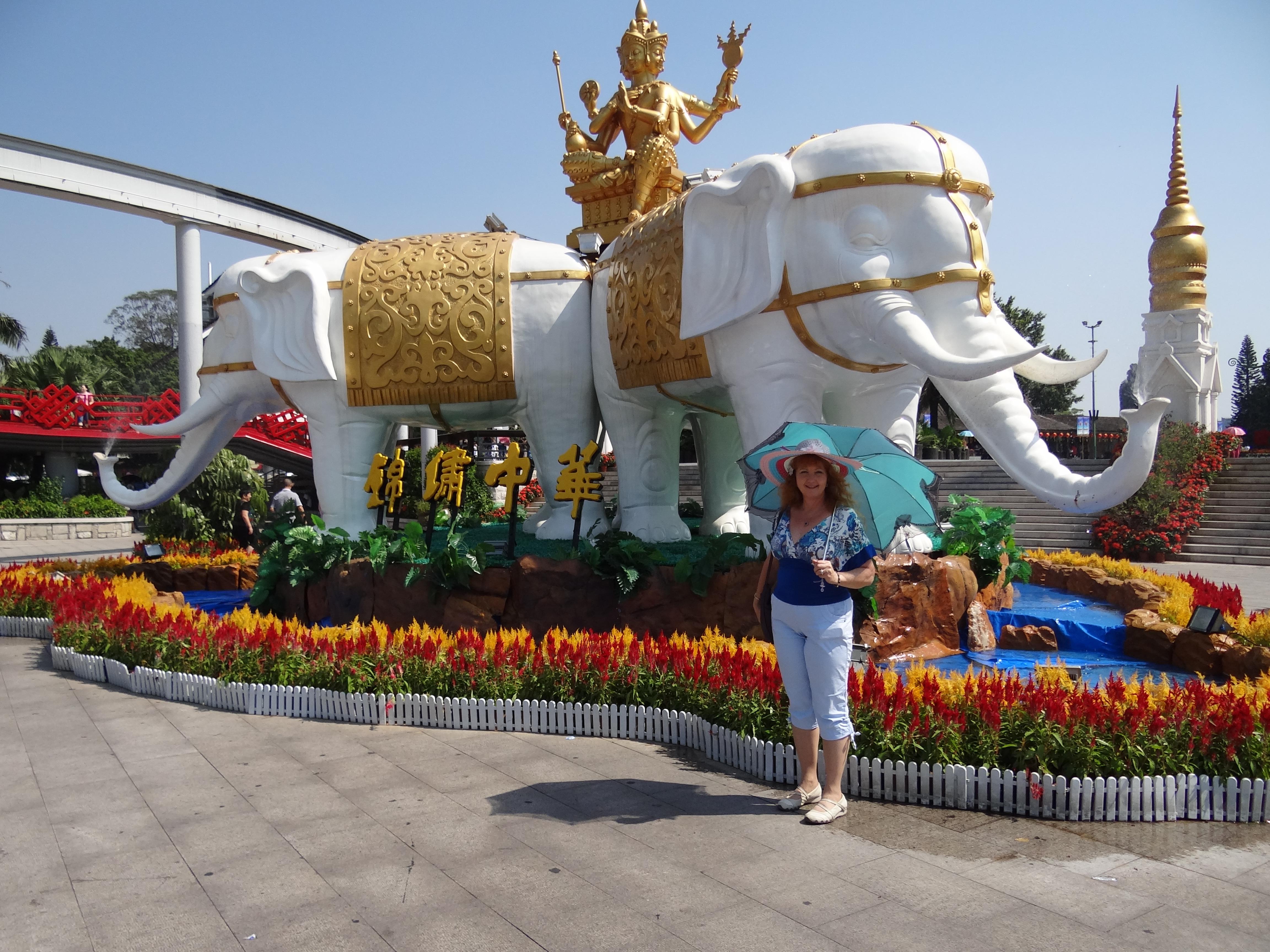 October 6 Miniature China And China Folk Cultural Villages