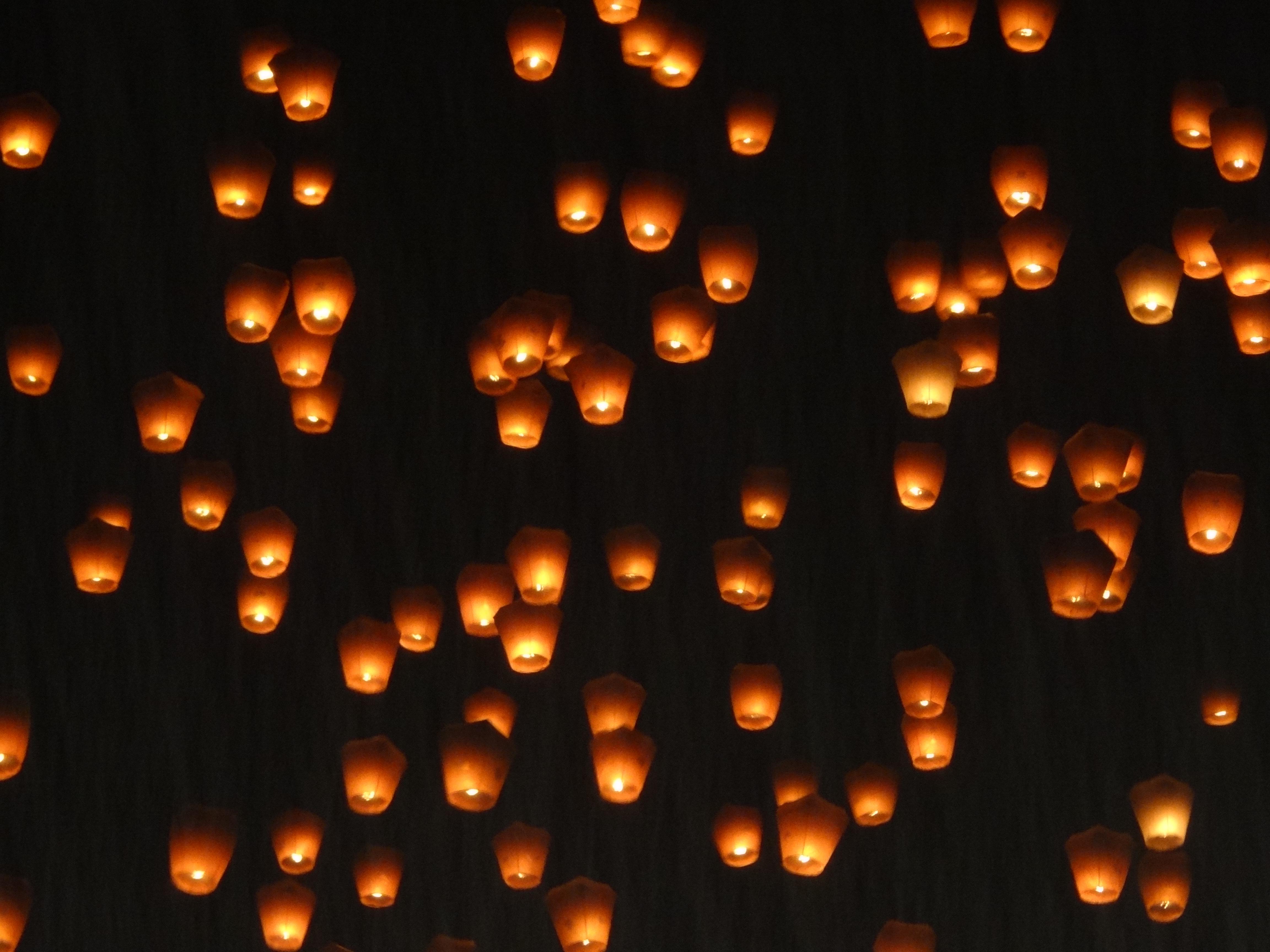 February 8 Pingxi Lantern Festival | annmarielu's Blog